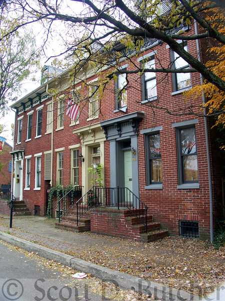 South Newberry Street, Autumn