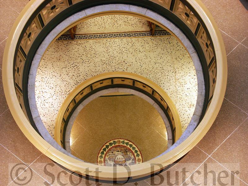 Rotunda, York County Court House