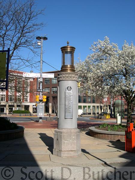 Anniversary Beacon, Continental Square