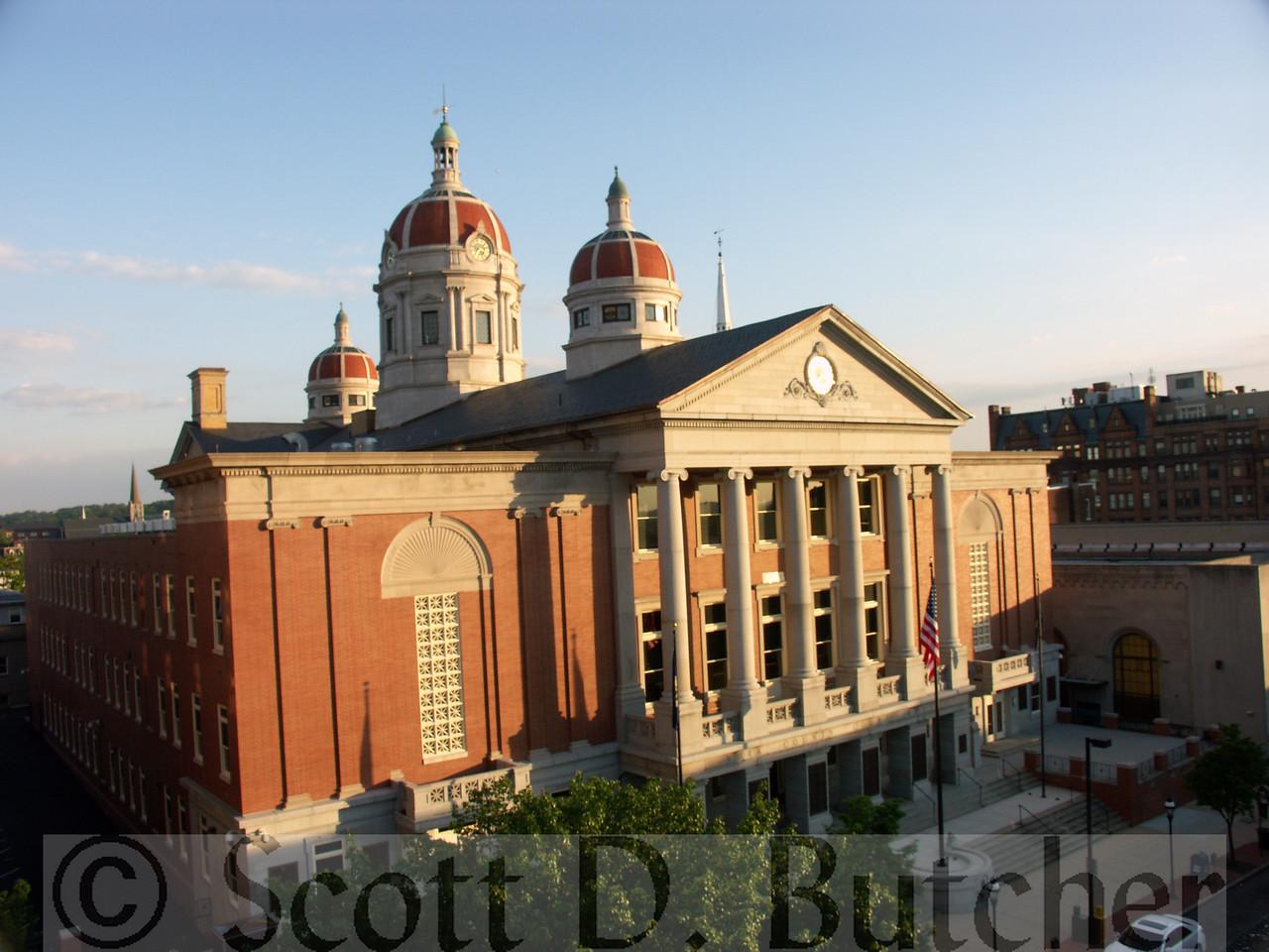 York County Court House