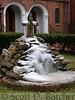 Frozen Fountain, Trinity UCC