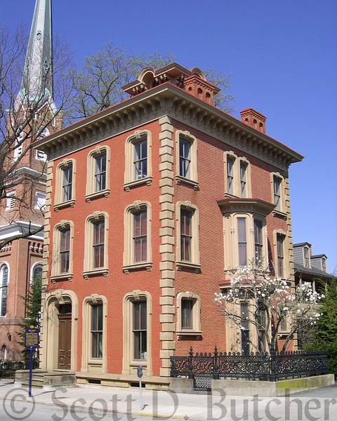 Billmeyer House.