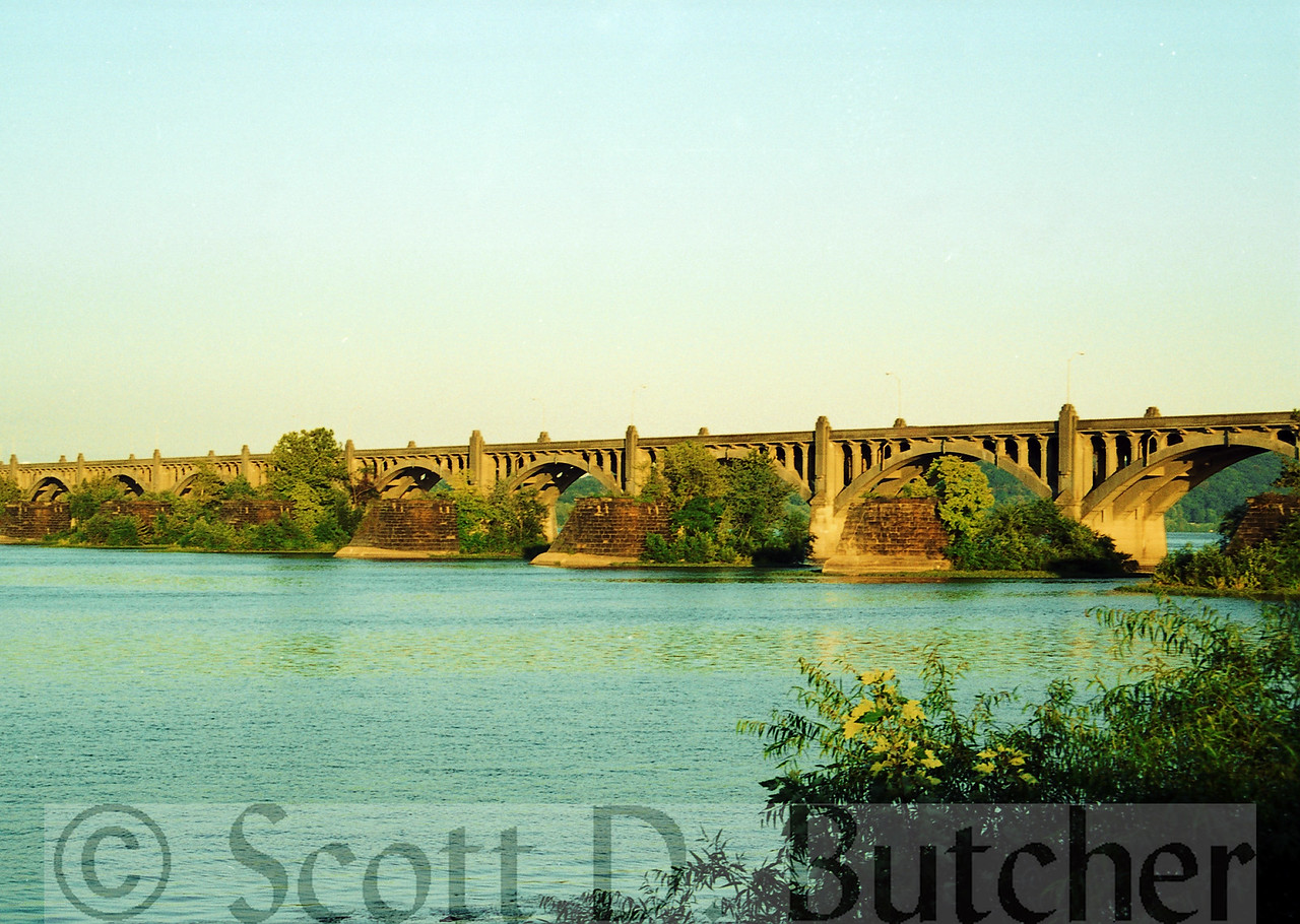 Columbia-Wrightsville Bridge.
