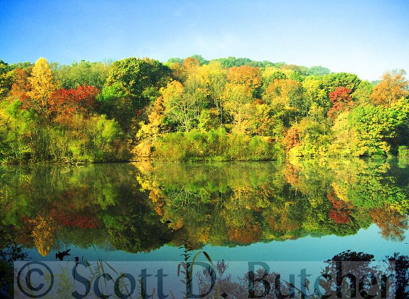 Lake Redman Reflections