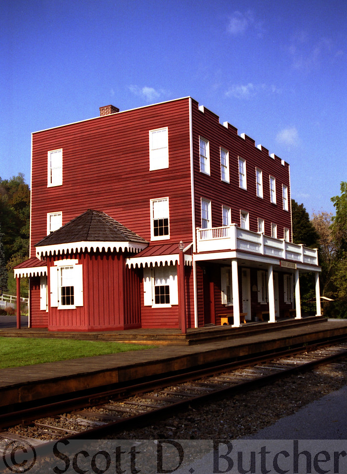Hanover Junction Train Station