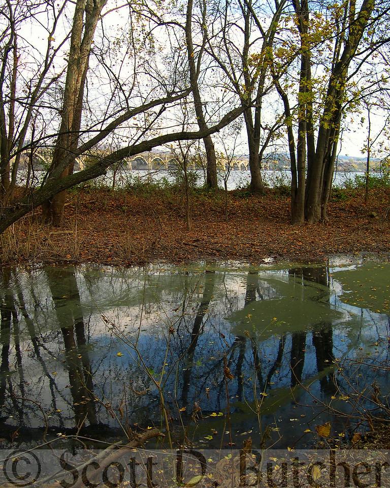 Susquehanna & Tidewater Canal, Wrightsville