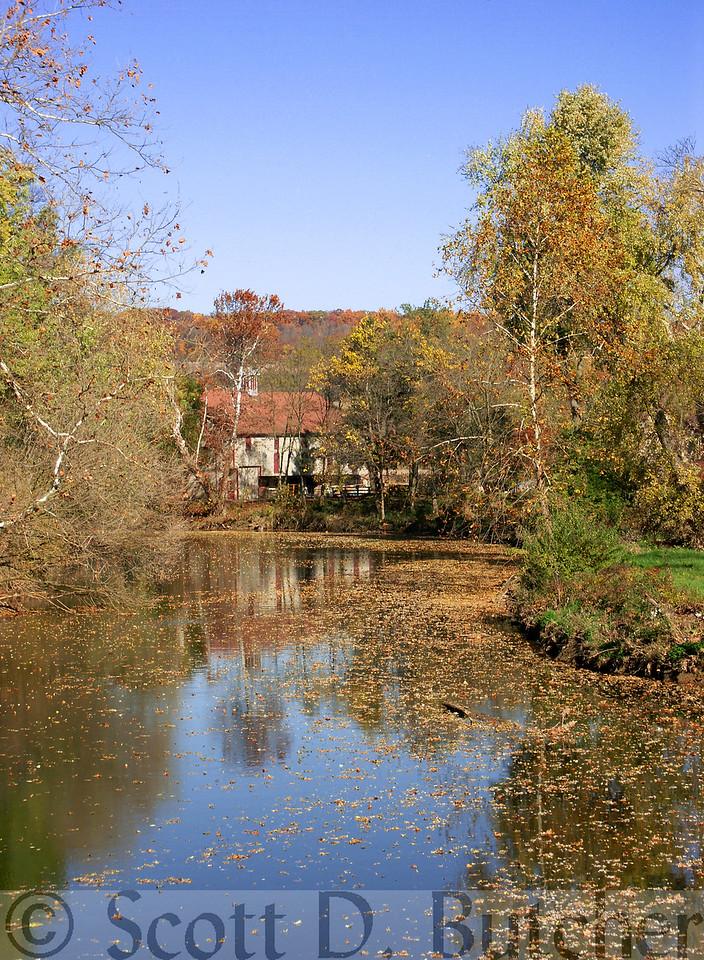 Codorus Creek, north of York.