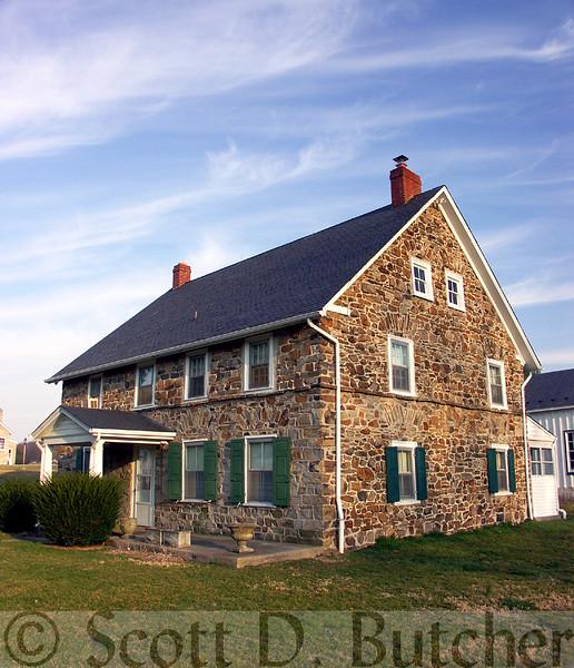 Schultz House - Oldest in York County