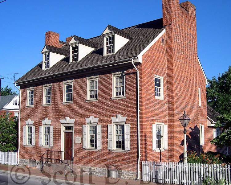 Neas House, Hanover