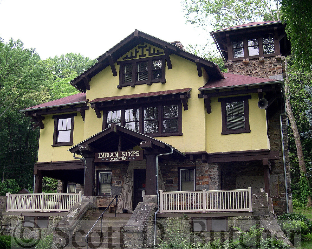 Indian Steps Museum, Airville