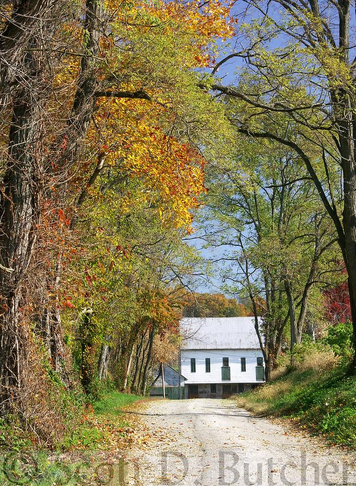Farm Lane, Southern York County