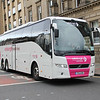 Edinburgh Coach Lines PSU699 George Street Edinburgh Sep 16