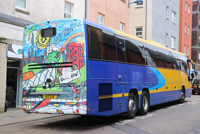 Edinburgh Coach Lines SG11ZXW Strothers Lane Invss Apr 17