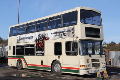Davies Plean M274JGB Depot Plean Nov 11