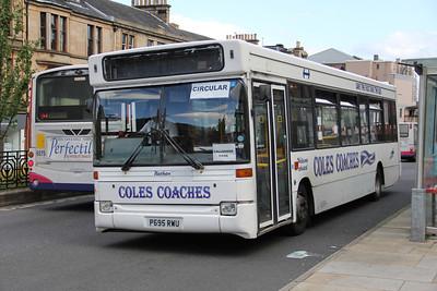 Coles Falkirk P695RWU Upper Newmarket St Falkirk Sep 13