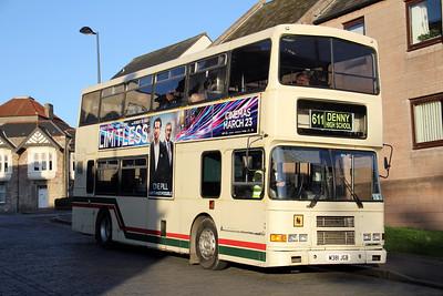 Davies Plean M381JGB Broad St Alloa Nov 11