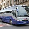 Edinburgh Coach Lines PSU613 George Street Edinburgh Sep 16