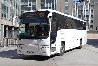 Edinburgh Coach Lines FJ56YWF ABS Aug 13