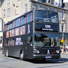 Ghost Bus Tours London GH52BUS Princes Street Edinburgh Jul 17