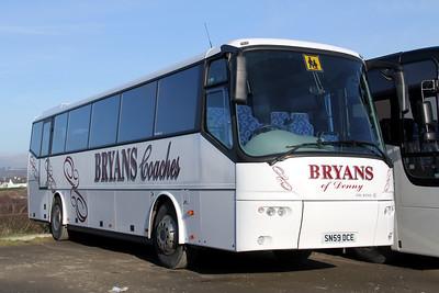 Bryans Denny SN59DCE Depot Whitehill Nov 11