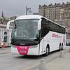Edinburgh Coach Lines KIG8434 Waverley Bridge Edinburgh Sep 16