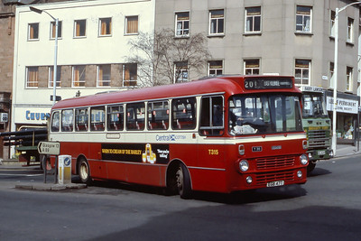 Central T315 Stirling Street Airdrie Apr 85