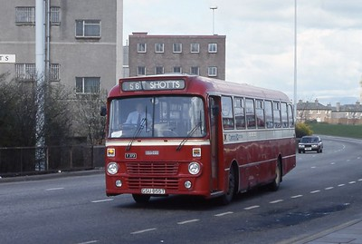 Central T373 West Hamilton Street Motherwell Apr 85