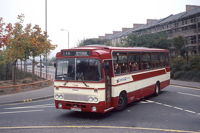 Central T389 Chalmers Street Clydebank Sep 84