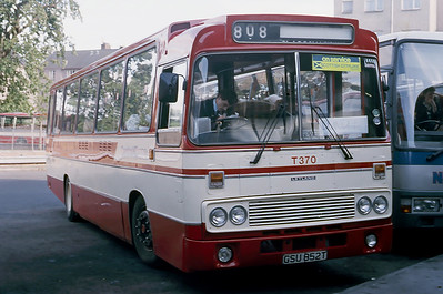 Central T370 Perth Bus Station Jul 86