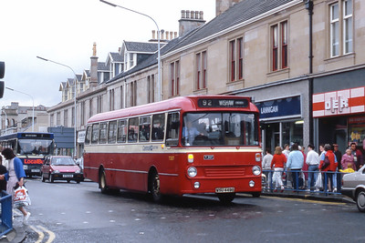 Central T307 Main Street Wishaw Aug 87