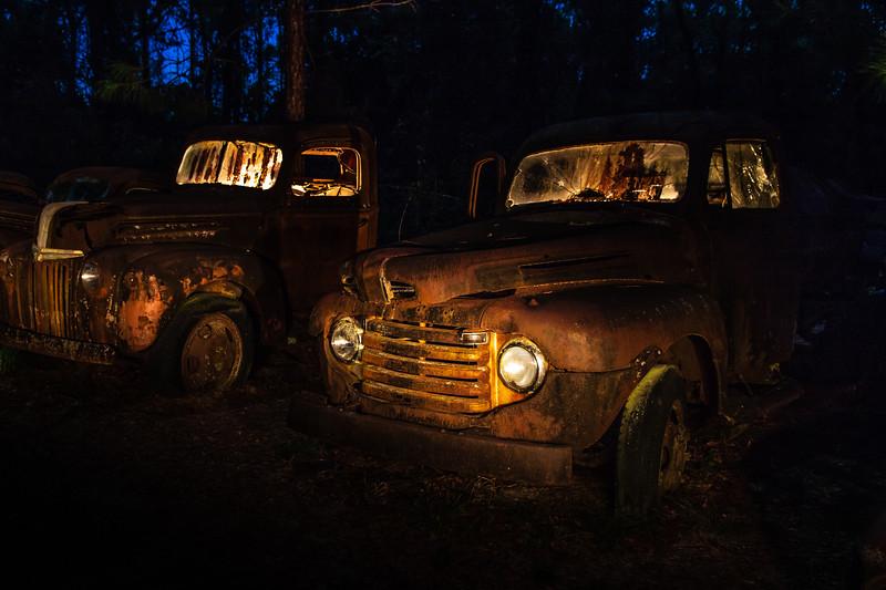 Two Trucks - Crawfordville, FL