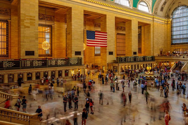 Grand Central Terminal - New York, NY