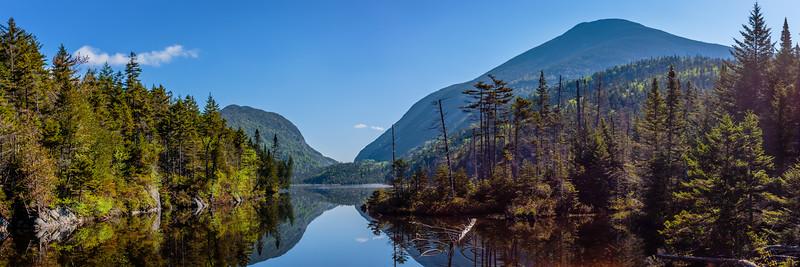 Lake Colden (Pano) - Adirondacks, NY