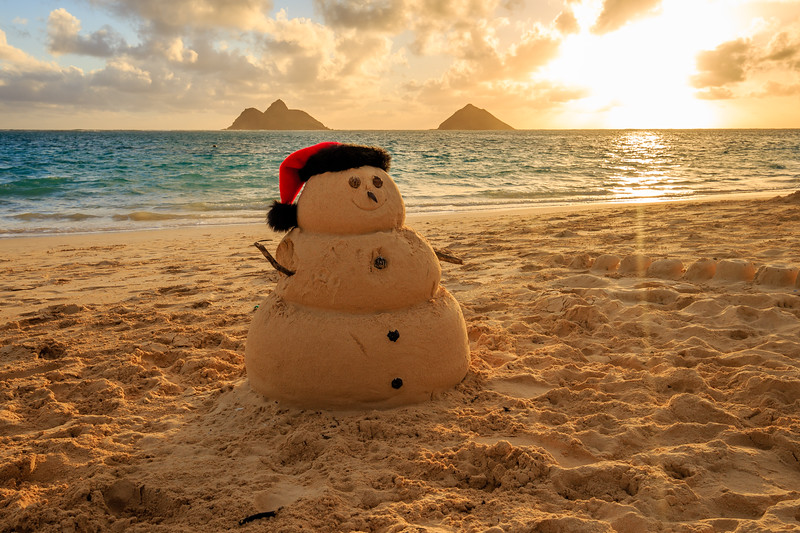 Sandman - Lanikai Beach, Oahu