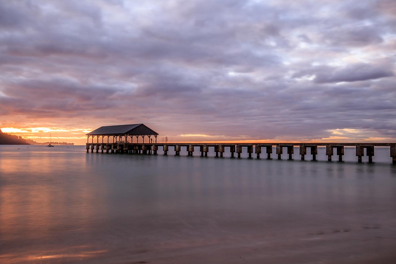 Hanalei Pier – Kauai