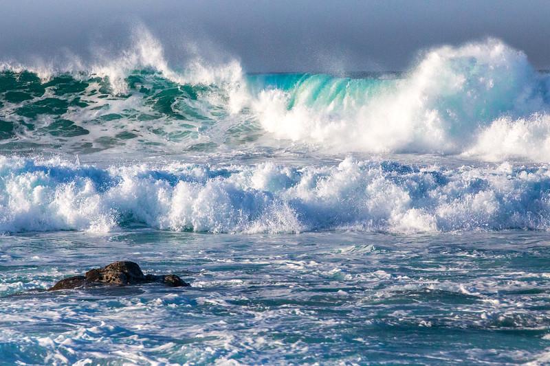 Wave - Hoopipa Beach Park, Maui