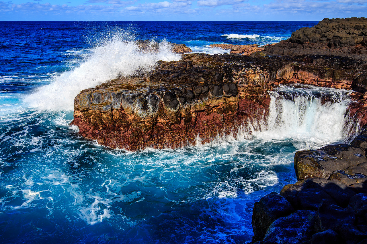 Queen's Bath – Kauai