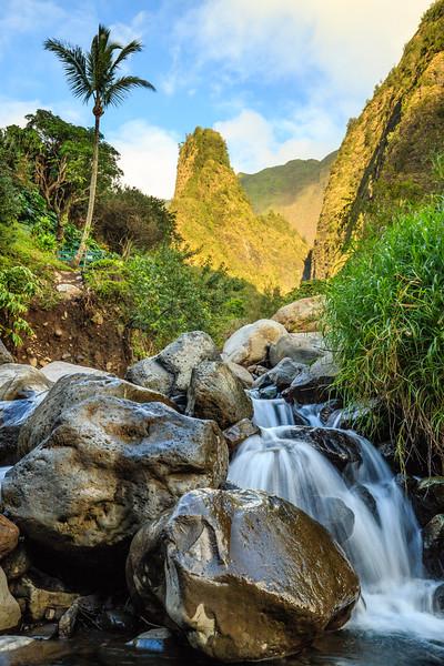 Iao Needle - Central Maui