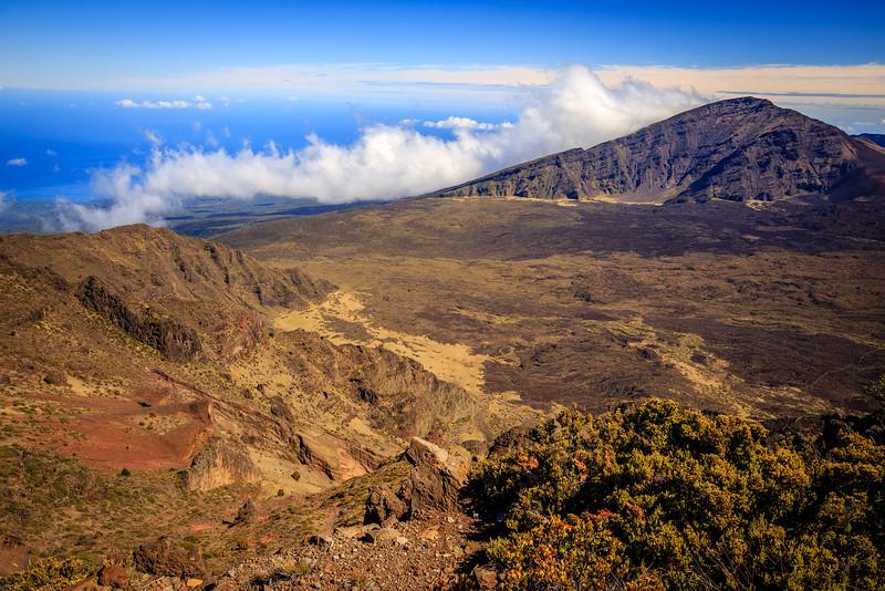 Haleakala Crater #1 at 9,325 ft. - Central Maui