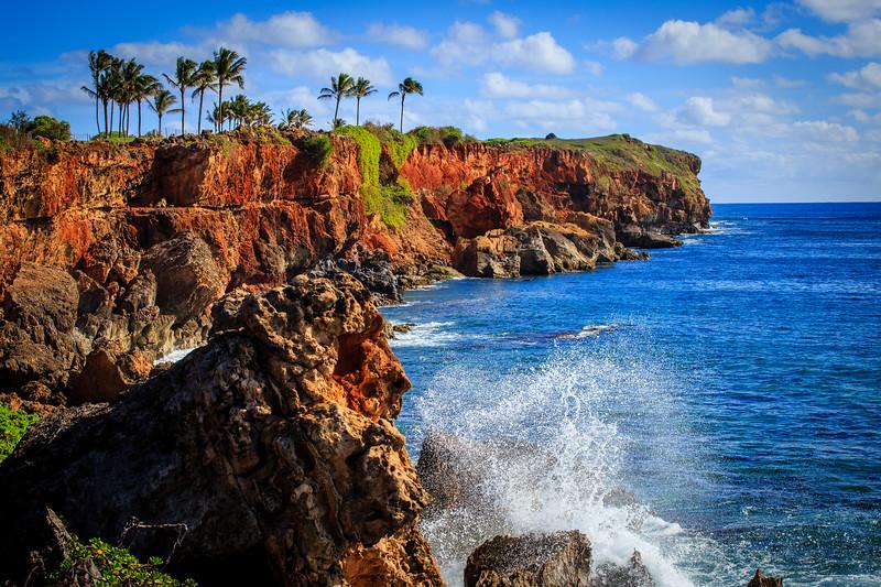 Princeville Coastline – Kauai