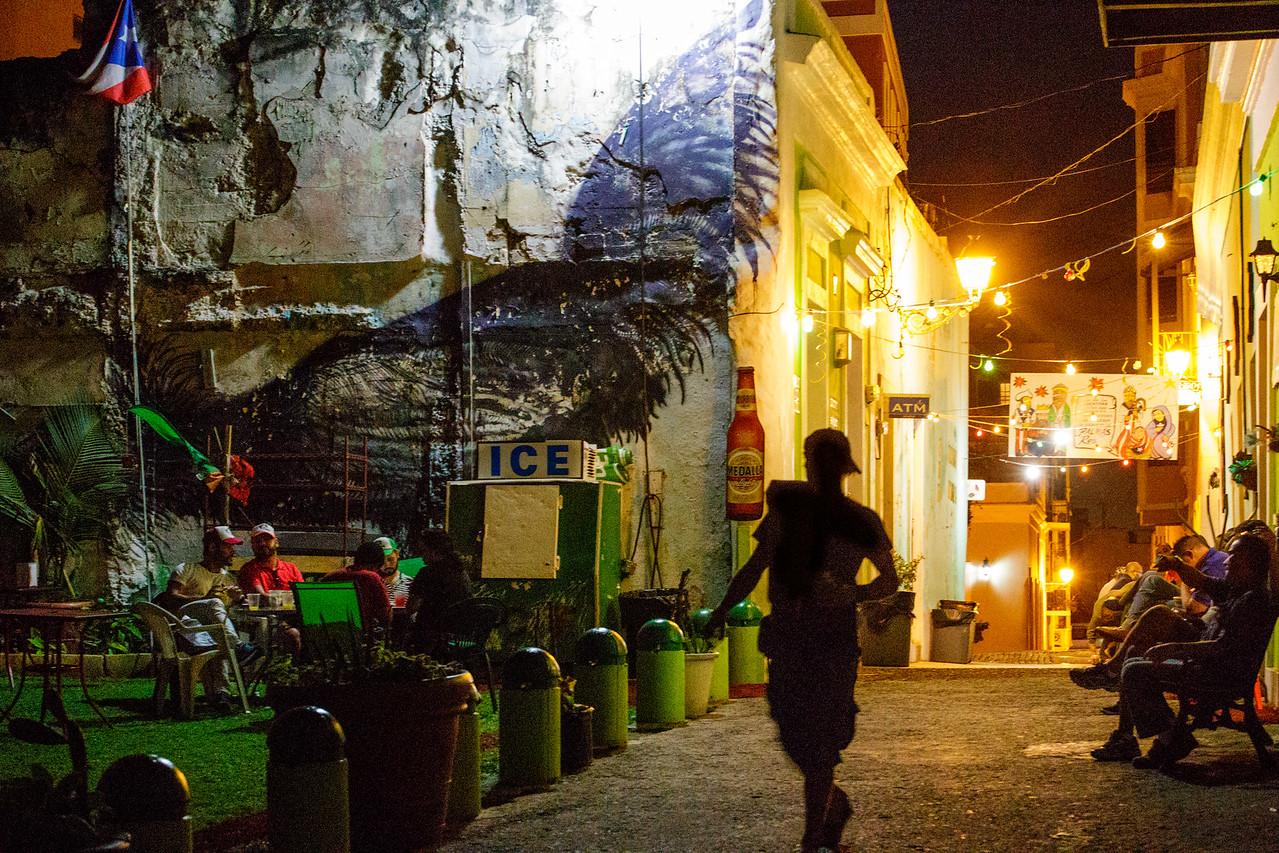 Antojitos del Callejon - Old San Juan, Puerto Rico