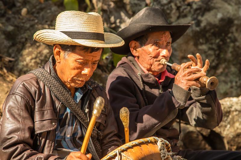 8 Batz Mayan Ceremony #2 - San Marcos La Laguna, Guatemala