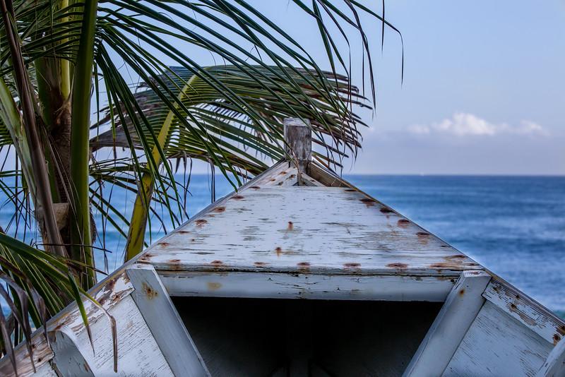 El Bote #1 - La Perla, Puerto Rico