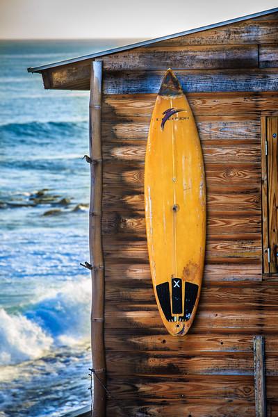 Surfer Shack #2 - La Perla, Puerto Rico