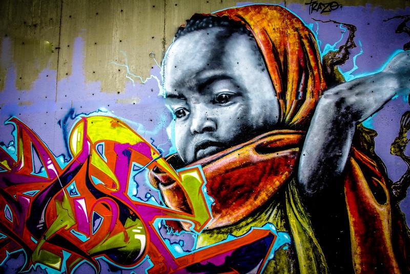 Street Art #2 - Medellin, Colombia