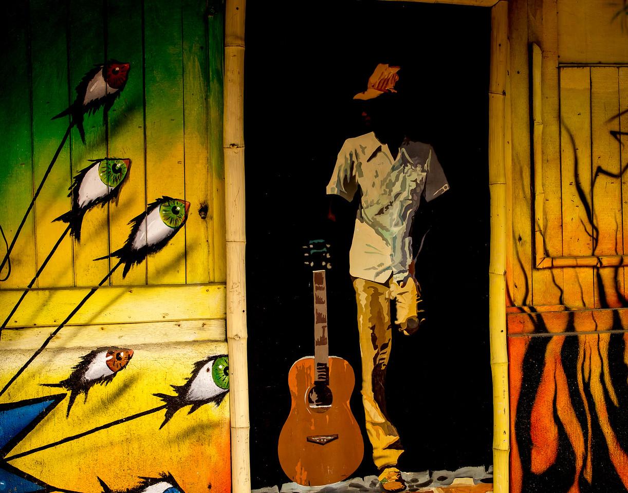 Street Art #1 - Manzanillo, Mexico