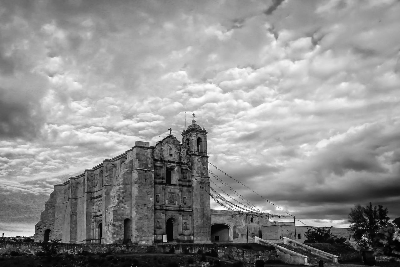 La Cathedral - Outside Toluca, Mexico