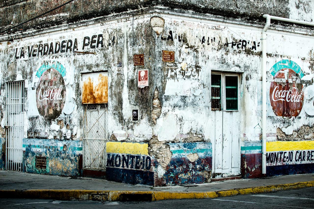 Rincon (Corner) #1 - Merida, Mexico