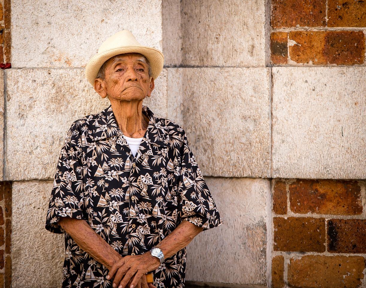 Waiting - Merida, Mexico