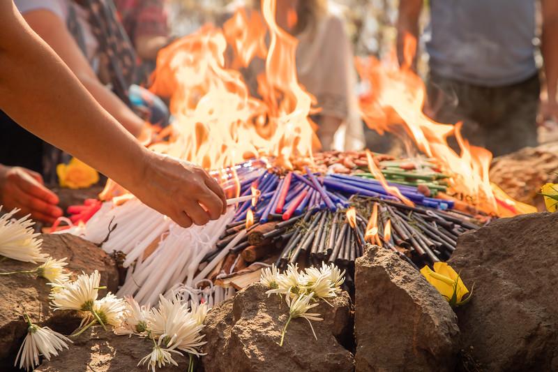 8 Batz Mayan Ceremony #3 - San Marcos La Laguna, Guatemala